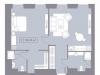 "Схема квартиры в проекте ""La Rue""- #1806334212"