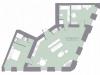 "Схема квартиры в проекте ""La Rue""- #285769246"