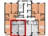 """Схема квартиры в проекте """"L'Club""""- #794423275"""