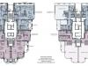 "Схема квартиры в проекте ""Level Стрешнево""- #1402287262"