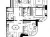 "Схема квартиры в проекте ""Level Стрешнево""- #2077205759"