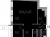 """Схема квартиры в проекте """"Литератор""""- #1772790406"""