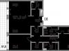 """Схема квартиры в проекте """"Литератор""""- #641445336"""