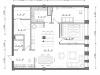 "Схема квартиры в проекте ""Loft 17 (Лофт 17)""- #1592968919"