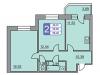 "Схема квартиры в проекте ""Лукино""- #1091354886"