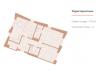"""Схема квартиры в проекте """"Медный 3.14""""- #1466876889"""