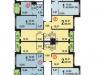 "Схема квартиры в проекте ""Микрорайон 7Б""- #668040614"