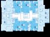 """Схема квартиры в проекте """"Митино-Дальнее""""- #1640363970"""