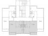 """Схема квартиры в проекте """"Митино Лайф""""- #1634238257"""