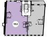 """Схема квартиры в проекте """"на Арбате""""- #303134298"""