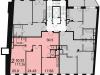 """Схема квартиры в проекте """"на Арбате""""- #1712593570"""