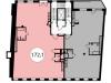 """Схема квартиры в проекте """"на Арбате""""- #132788826"""