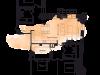 """Схема квартиры в проекте """"на Хлебном""""- #1056212394"""