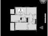 """Схема квартиры в проекте """"на Мневниках""""- #793336501"""