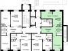 """Схема квартиры в проекте """"На семи холмах""""- #355032281"""