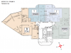 """Схема квартиры в проекте """"на ул. Чайковского""""- #258638681"""