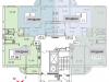 """Схема квартиры в проекте """"на ул. Чайковского""""- #660598064"""