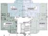 """Схема квартиры в проекте """"на ул. Чайковского""""- #1241005739"""