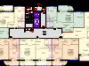 """Схема квартиры в проекте """"на ул. Речная""""- #651573942"""