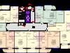 """Схема квартиры в проекте """"на ул. Речная""""- #1726621387"""