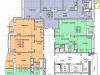 """Схема квартиры в проекте """"на ул. Угрешская""""- #457600191"""