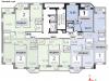 """Схема квартиры в проекте """"на ул. Заречная""""- #1582193439"""