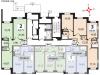 """Схема квартиры в проекте """"на ул. Заречная""""- #385261211"""
