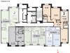 """Схема квартиры в проекте """"на ул. Заречная""""- #802348013"""