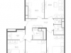 "Схема квартиры в проекте ""Nagatino i-Land""- #1816304414"