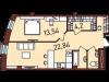 """Схема квартиры в проекте """"Новая Пресня""""- #1647717853"""