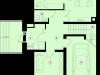 """Схема квартиры в проекте """"Новосходненский""""- #1408712752"""