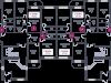 """Схема квартиры в проекте """"Новые Луховицы. Южный квартал.""""- #253348130"""