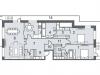 "Схема квартиры в проекте ""NV/9 Artkvartal (НВ/9 Артквартал)""- #1859487696"