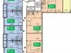 """Схема квартиры в проекте """"Одинцовский Парк""""- #173665938"""