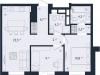 "Схема квартиры в проекте ""ONLY""- #1041299946"