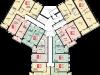 """Схема квартиры в проекте """"Остров Эрин (Ирландский квартал)""""- #1173634139"""