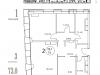 "Схема квартиры в проекте ""Palazzo Остоженка, 12""- #1681667485"