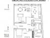 "Схема квартиры в проекте ""Palazzo Остоженка, 12""- #452356739"
