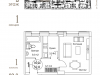 "Схема квартиры в проекте ""Palazzo Остоженка, 12""- #2056918639"