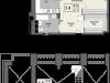 """Схема квартиры в проекте """"Парк Мира""""- #1401960713"""