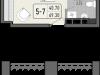 """Схема квартиры в проекте """"Парк Мира""""- #2077849247"""