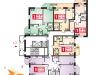 """Схема квартиры в проекте """"Парковый""""- #260054848"""