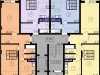 "Схема квартиры в проекте ""Паруса""- #1770438979"