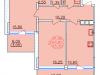 "Схема квартиры в проекте ""Патио Парк""- #148270628"