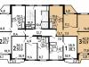"""Схема квартиры в проекте """"Первый Юбилейный""""- #644990552"""