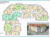"""Схема квартиры в проекте """"Поливаново""""- #140703312"""