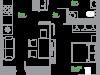 """Схема квартиры в проекте """"Пригород Лесное""""- #1556031570"""