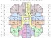 """Схема квартиры в проекте """"Пятница-Молодежный""""- #1135221863"""