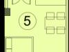 """Схема квартиры в проекте """"Red Loft (Ред Лофт)""""- #728994608"""