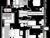 """Схема квартиры в проекте """"РЕНОМЭ""""- #1381448720"""
